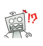 ぽんこつロボット(個別スタンプ:06)