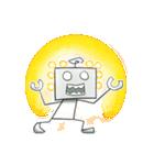ぽんこつロボット(個別スタンプ:08)