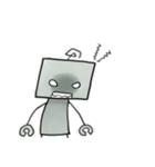 ぽんこつロボット(個別スタンプ:25)