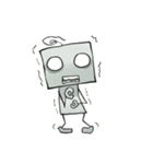 ぽんこつロボット(個別スタンプ:27)