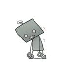 ぽんこつロボット(個別スタンプ:30)
