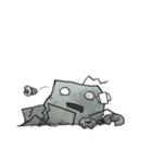 ぽんこつロボット(個別スタンプ:32)