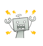 ぽんこつロボット(個別スタンプ:34)