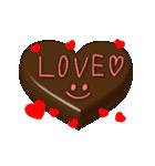 LOVE100%(中毒うさぎのバレンタイン)(個別スタンプ:22)