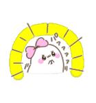 Merry家 マシュマロガール(個別スタンプ:09)