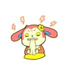 昭和レトロ風なクマとウサギ(個別スタンプ:18)