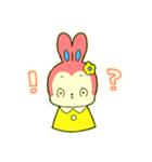 昭和レトロ風なクマとウサギ(個別スタンプ:20)