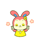昭和レトロ風なクマとウサギ(個別スタンプ:23)