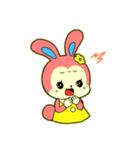 昭和レトロ風なクマとウサギ(個別スタンプ:26)