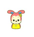 昭和レトロ風なクマとウサギ(個別スタンプ:30)
