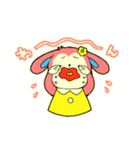 昭和レトロ風なクマとウサギ(個別スタンプ:34)