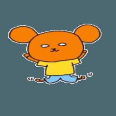 白目クマシリーズ(山ちゃん)