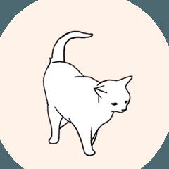 華麗に動く猫たち