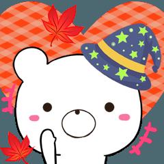 クマッペ-秋冬-