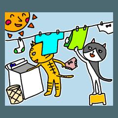 ネコのルゥとミツ 2 【イベント編】