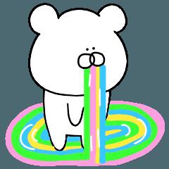 動く絵描きクマ!