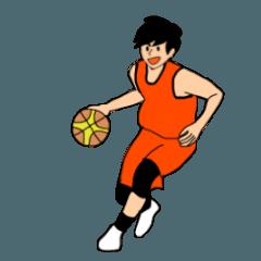 バスケットボール大好き応援団