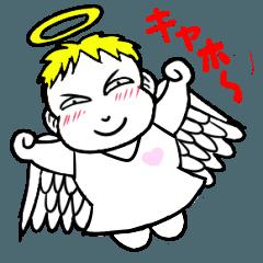 不気味な天使 1