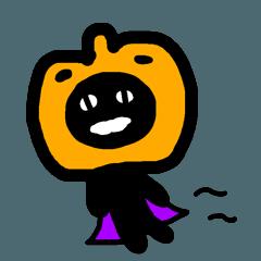 自虐的ハロウィン