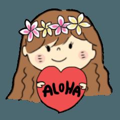 Hawaiian~フラガールMoanaちゃん~