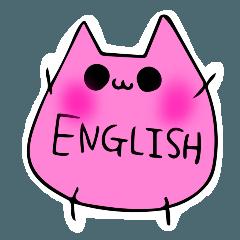 ねこ式スライム英語版