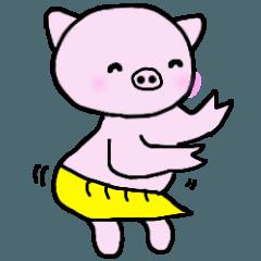 フラぶぅガール vol.5 Yellow skirt
