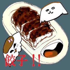 ラーメン餃子のイパネマちゃん!