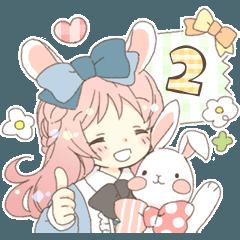 うさみみっこロージィ 2