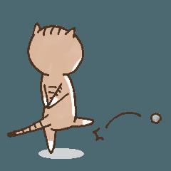 子猫で彩る1日