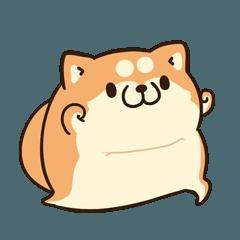 [LINEスタンプ] ボンレス犬 Vol.5の画像(メイン)