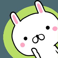 かわゆいウサギ