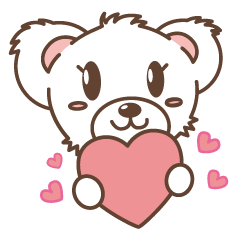 La petit Lilly(ラ•プチリリー)のクマ
