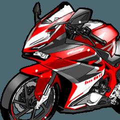 バイク(H車)日常の会話