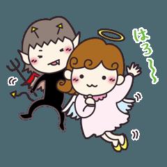 天使さん&悪魔ちゃん