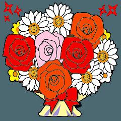 「しあわせの花束」