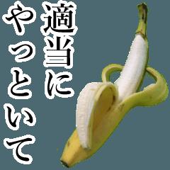 こんなバナナ
