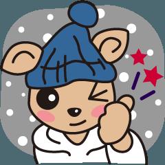 カフェラテと仲間たちの冬物語2