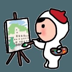 [LINEスタンプ] ココタちゃん2の画像(メイン)