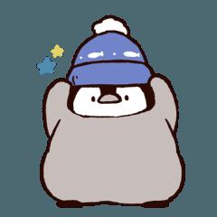 ペンちゃんと帽子