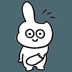 うさぎの子、ちょき 04