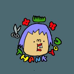 美容師・和田の無駄のない使えるスタンプ