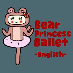 Bear Princess Ballet -English version-