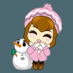 Dream Shiny な乙女たち-冬編-