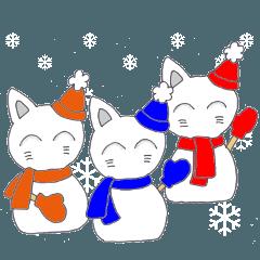 パンク猫5~冬を乗り切ります~