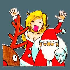 クリスマスがやってくる!