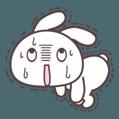 うざいウサギ(・×・)