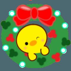 動く!ひよこのぴよちゃんクリスマス&お正月