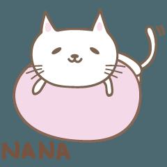 ななちゃんネコ cat for Nanachan