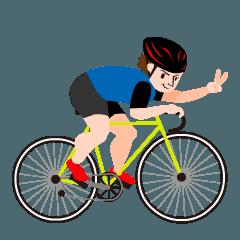 動く自転車!ロードバイク大好き!