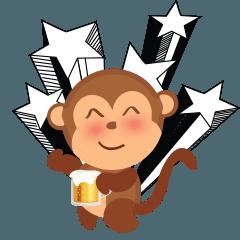 MR.N crazy monkey